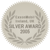 ExxonMobil Ireland, UK Silver Award 2005